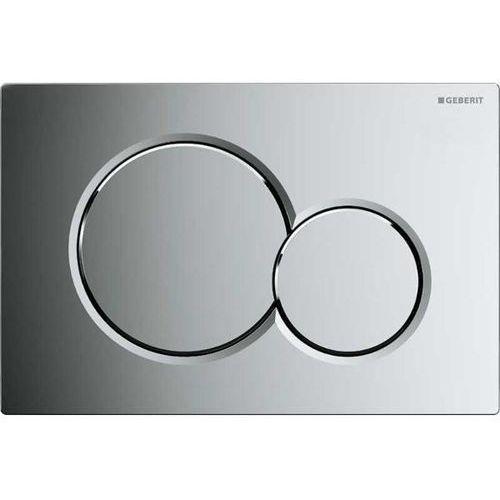 Sigma01 przycisk uruchamiający przedni up320 chrom błyszczący - 115.770.21.5 marki Geberit