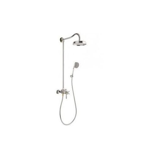 Axor Carlton Zestaw prysznicowy z deszczownią i termostatem chrom 17670000