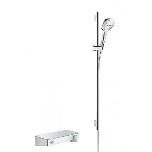 Showertablet select e 300 zestaw 120 combi 0.90 m biały/chrom - 27027400 marki Hansgrohe