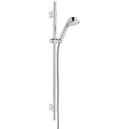Grohe zestaw prysznicowy, 5 strumieni Relexa 100 Five 28941001