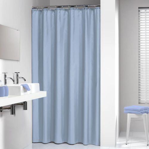 madeira jasny niebieski zasłona prysznicowa tekstylna 180x200cm 238501320 marki Sealskin