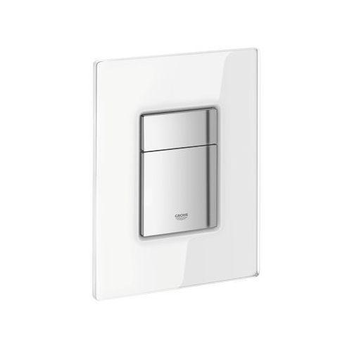 Grohe przycisk uruchamiający, biały Skate Cosmopolitan 38845LS0