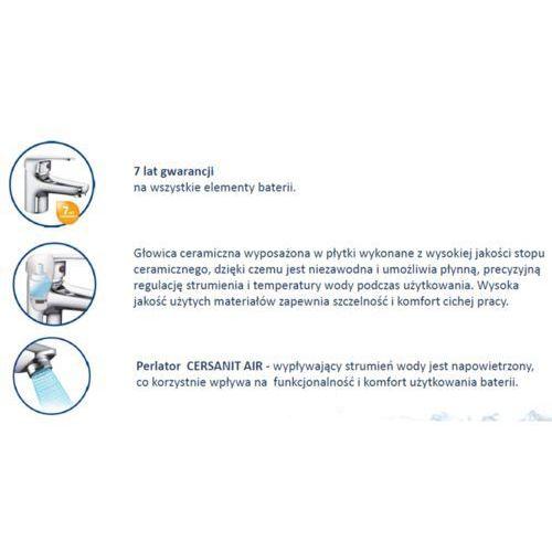 Bateria Cersanit S951-040
