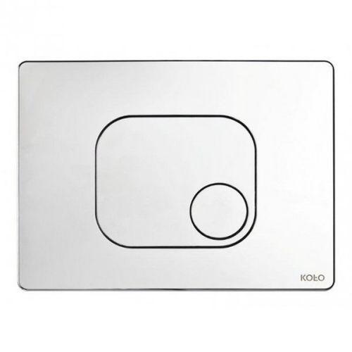 Koło blum chrom mat przycisk spłukujący 94172-003 do systemów podtynkowych koło unit 1