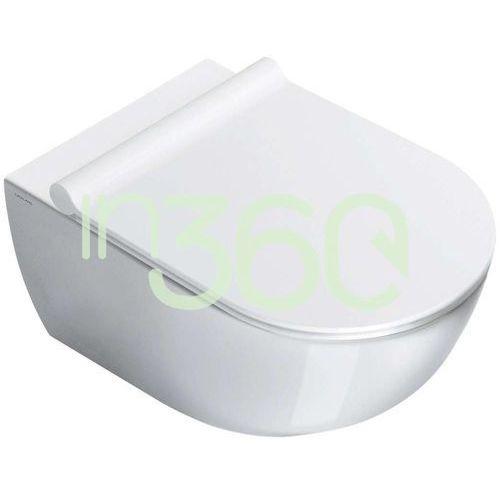 Catalano sfera miska wc wisząca bezrantowa +śruby mocujące (5kfst00) 1vsf54r00