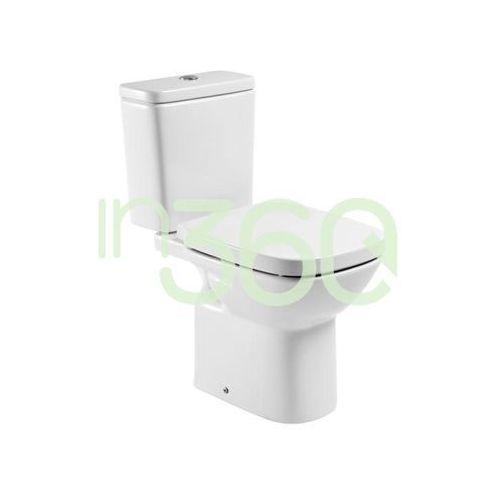 Roca Debba miska wc kompaktowa odpływ poziomy A342997000
