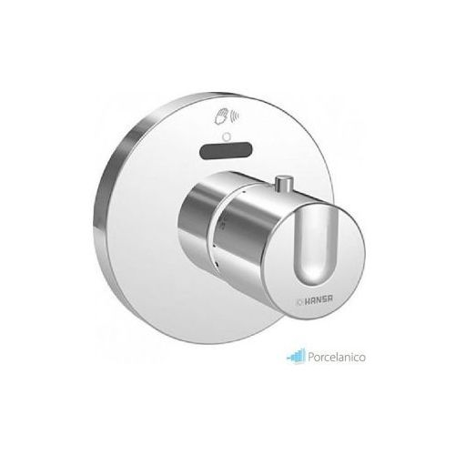 public el. zewn. baterii termostatycznej natryskowej podtynkowej do varox, bat. elektroniczna, marki Hansa