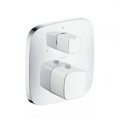 Hansgrohe puravida bateria termostatyczna podtynkowa z zaworem odcinająco-przełączającym, element ze (4011097613925)