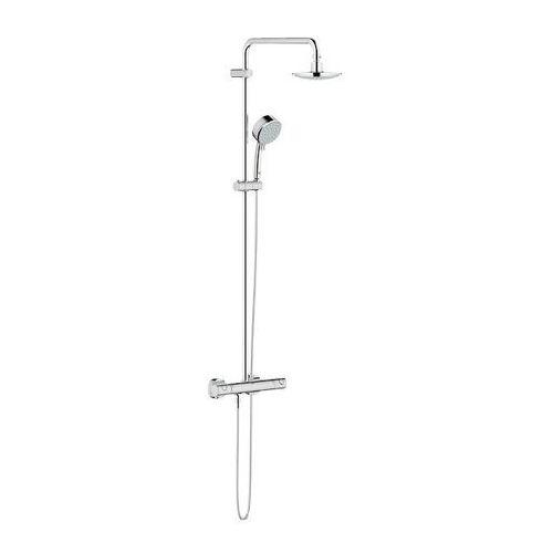 GROHE NEW TEMPESTA COSMOPOLITAN Zestaw prysznicowy-termostatyczny, chrom, 27922000