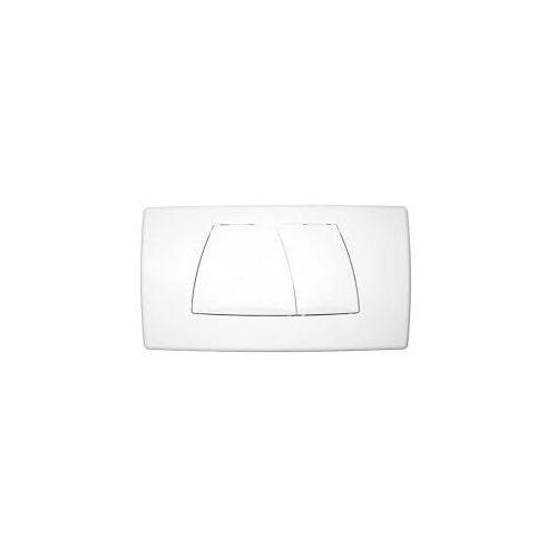 Geberit przycisk uruchamiający Twinline 115.888.11.1 biały (stary typ)