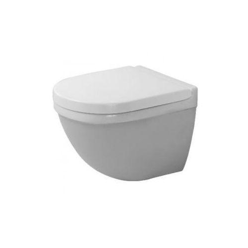 Duravit strack 3 miska lejowa wc wisząca compact biała wondergliss 22270900001