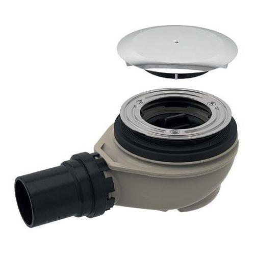 Geberit zestaw odpływowy geberit do brodzików d90, z pokrywą odpływu, wysokość zasyfonowania 50 mm 150.551.21.1