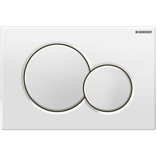 przycisk uruchamiający sigma01, przedni (up320) biały 115.770.11.5 marki Geberit