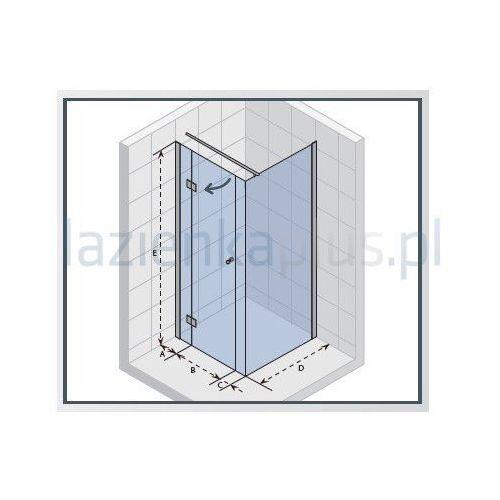 Riho Scandic wall w205 80 x 200 (GW30200)