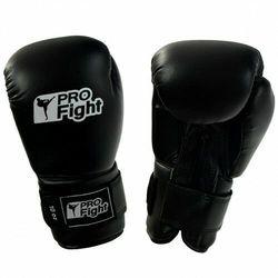 Rękawice bokserskie czarne r. 8 marki Profight
