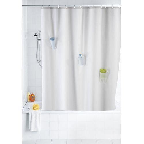 Zasłona prysznicowa villa, tekstylna, 180x200 cm, marki Wenko