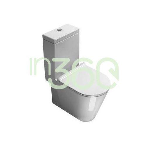 Catalano Zero Miska WC kompaktowa 62x35 +śruby mocujące (Z3440) biała 1MPZN00