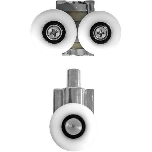 Rolki do kabiny prysznicowej DURASAN Parma Górne - produkt z kategorii- Pozostałe akcesoria prysznicowe i wannowe