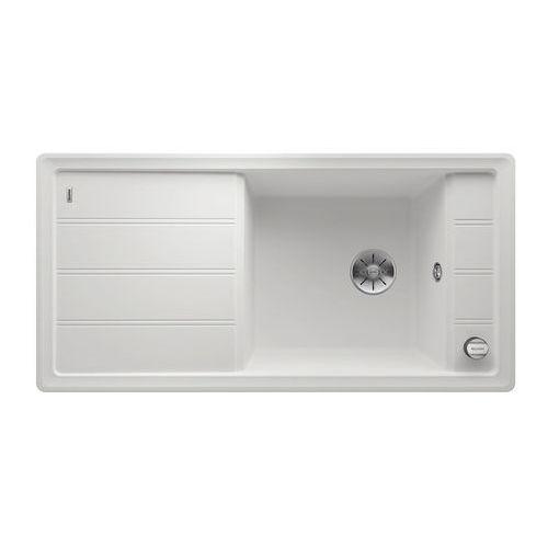 faron xl 6 s silgranit puradur biały odwracalny, korek auto., infino - biały połysk \ automatyczny marki Blanco