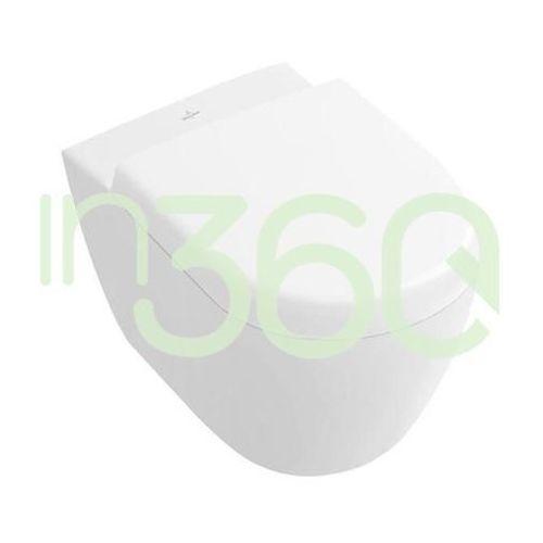Villeroy & boch architectura miska do wc-kompakt 70x37 biała 56861001