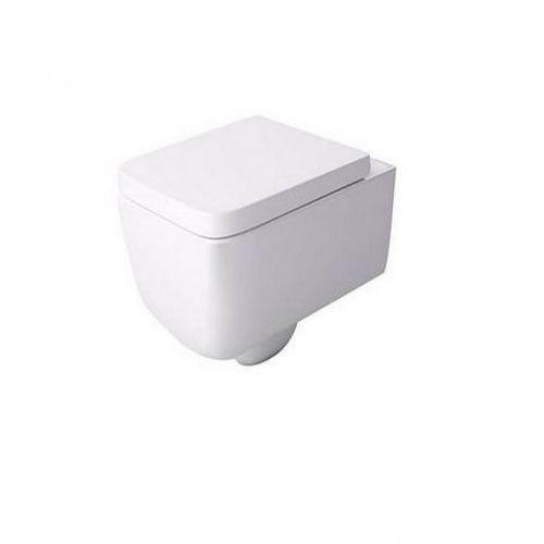 calipso miska wisząca+deska wolnoopadająca duroplast biała msm-3221du marki Massi