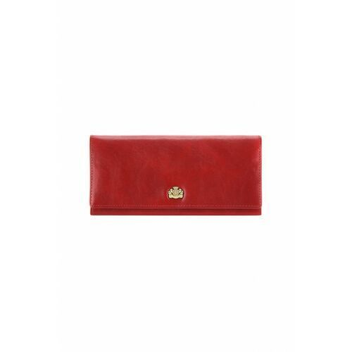 Portfel damski czerwony 8y38bi marki Wittchen