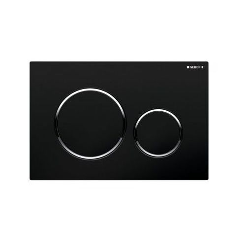 Geberit przycisk uruchamiający sigma 20 czarny/chrom/czarny 115.882.km.1