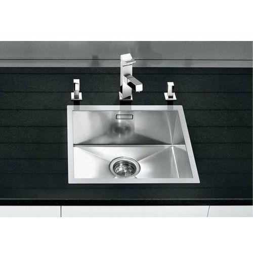 Zerox 400-if/a zlewozmywak stalowy 1 komora 460x510 - 515639 marki Blanco