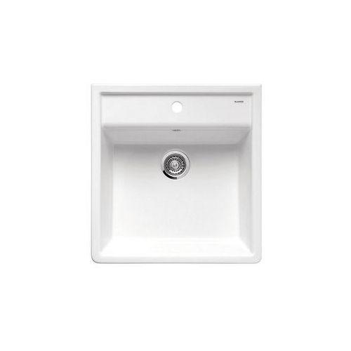 Zlewozmywak ceramiczny PANOR 60 BLANCO, kolor biały