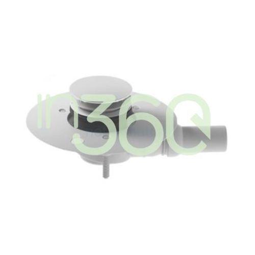 Duravit duraplan syfon do brodzików montowanych w podłodze chrom 790261000001000