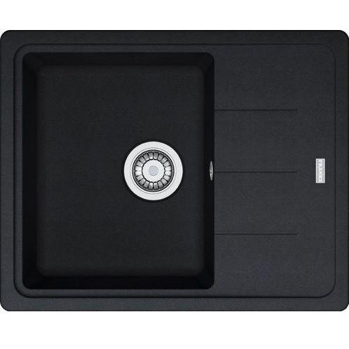 Franke Zlew bfg 611-62 onyx 114.0283.976 (zamów wycięcie otworów gratis) (7612981049140)