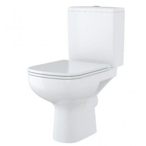 Cersanit Kompakt wc colour doprowadzenie wody od dołu k103-012