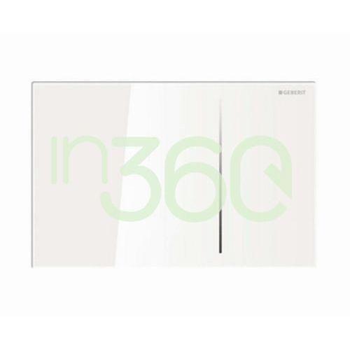 sigma70 przycisk uruchamiający, 12cm, zdalny, biały 115.630.si.1 marki Geberit