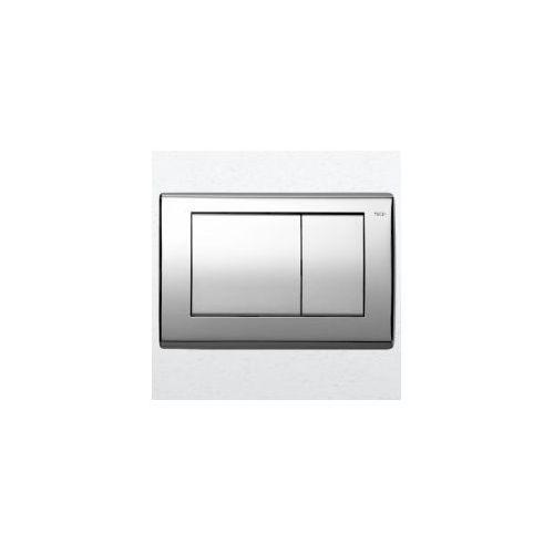 przycisk spłukujacy teceplanus do wc chrom połysk 9240321 marki Tece