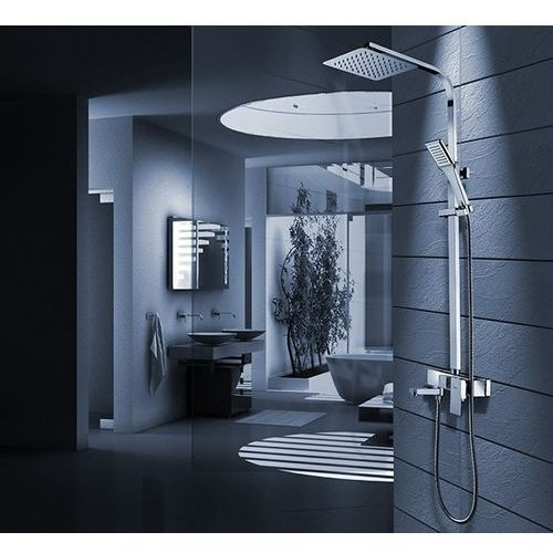 Rea navaro zestaw prysznicowy rea-p0802