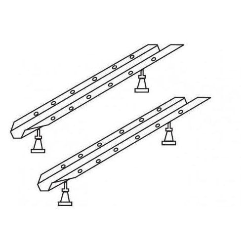 stelaż do wanny asymetrycznej 10° ( 10 stopni) gpx2240396 marki Ravak