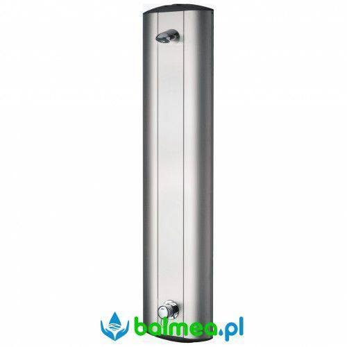 Panel prysznicowy naścienny FRANKE ze stali szlachetnej z dźwignią regulacji temperatury, AQUA300
