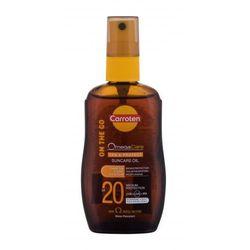 omegacare suncare oil spf20 preparat do opalania ciała 50 ml unisex marki Carroten