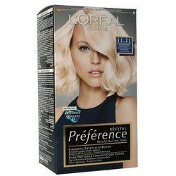 Loreal recital preference farba do włosów 11.21 marki L'oreal