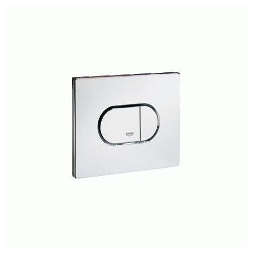 Grohe arena cosmopolitan przycisk uruchamiający biel alpejska 38858sh0