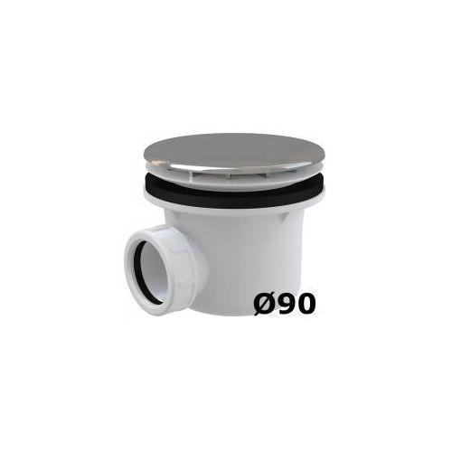 Alcaplast Syfon brodzikowy obniżony fi 90 a49cr