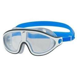 Speedo maska biofuse rift mask v2 blue-clear