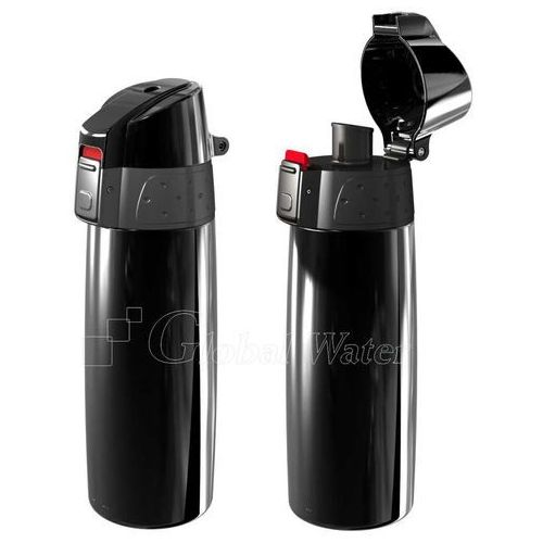 Global water Alkaline water flask 400 ml