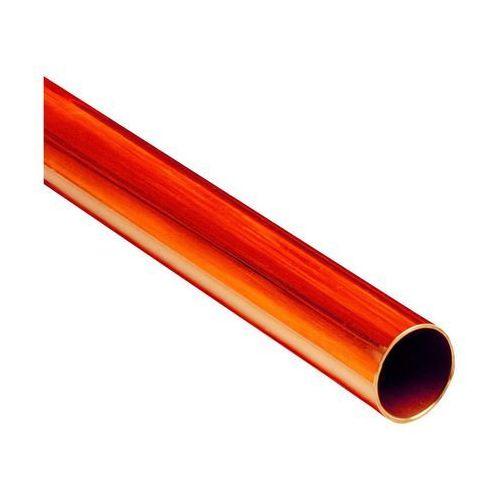 Hutmen Rura miedziana 18 mm / 1 mb (5901867677792)