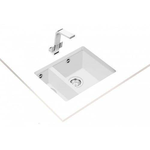 Teka zlew podwieszany square 2b 560 tg biały (8434778007312)