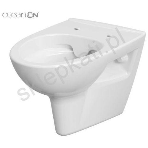 Cersanit parva miska wisząca clean on new k27-061 (5907720691752)