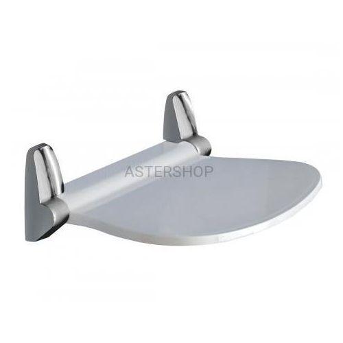 Gedy Sound siedzisko prysznicowe składane 37,6x34,5 cm 2282 (8003341149119)