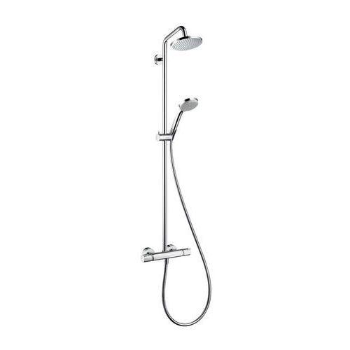 HANSGROHE komplet prysznicowy Croma 160 z ramieniem prysznicowym 270 mm, DN15, kolor CHROM 27135000