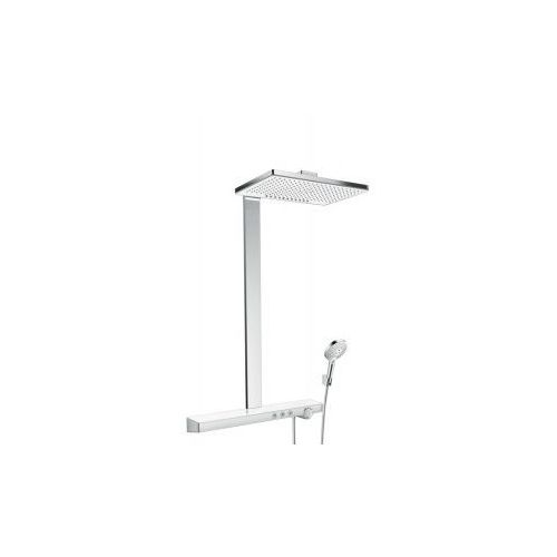 Hansgrohe Rainmaker select kolumna prysznicowa biały/chrom - 27109400 (4011097771090)
