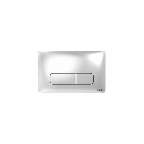 Koło Nova Pro przycisk spłukujący, chrom 94160-002 (5906976527839)